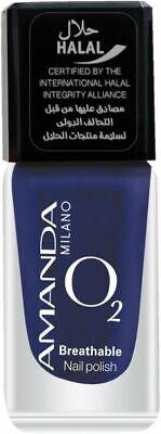 Amanda Certified Halal Breathable Nail Polish Water Permeable Wadu Friendly #21