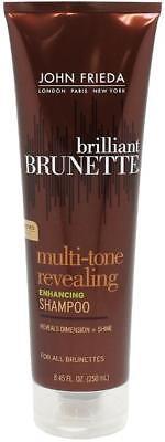 John Frieda Brilliant Brunette Shine Release Conditioner for All Shades 8.45 oz](Brunette Sunglasses)