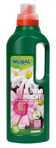 Wuxal Blütenpracht Blumendünger 1 Liter