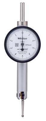 Mitutoyo 513-504 Pocket Type Dial Test Indicator .01 Range .0001 Graduation