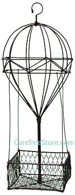 Wire Hot Air Balloon Basket