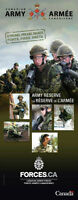 Join the Canadian Army Reserves- 31 Service Battalion