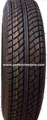 Greenball Transmaster Radial Trailer Tire and White Wheel ST185/80R13 (5 Lug)