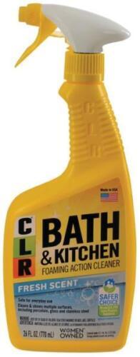 NEW CLR BK-2000 26OZ BATH AND KITCHEN DEPOSIT SCUM HEAVY DUTY CLEANER  6074900