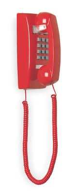 Standard Wall Phone, Red CETIS 2554E (Red)
