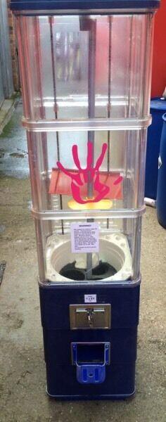 Vending machine 95mm capsule