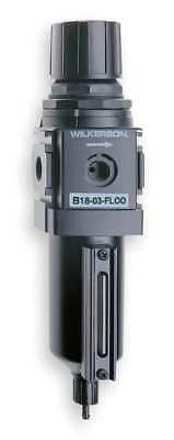 Filterregulator10.00 In. H2.36 In. W Wilkerson B18-02-fl00