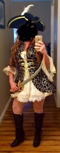 Pirate Halloween Costume For Sale