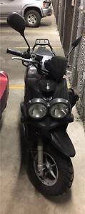 BW50 Yamaha Moped