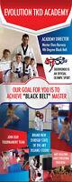 1 month free Taekwondo classes!!! Sign up!