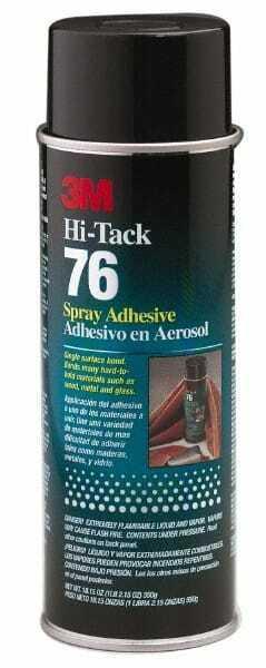 3M 24 oz Aerosol Clear Spray Adhesive