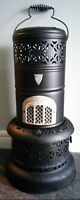Antique Standup Kerosene Heater