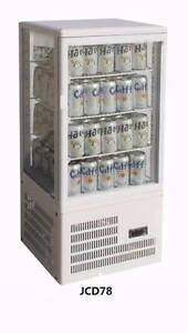 Sale! Commercial Glass Fridge - Counter Top Dandenong Greater Dandenong Preview
