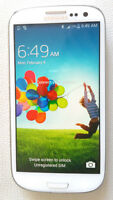 Samsung Galaxy S III S3 Smart Phone with 4.8-Inch Screen - White