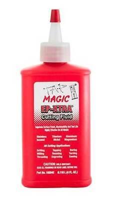 3 X 4 Oz. Tap Magic Ep-xtra Formula Cutting Fluid-for Drillingtappingmilling