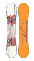 Burton FeelgoodFlying V 155 snowboard