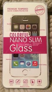 iPhone 5s tempered glass protection  St. John's Newfoundland image 1