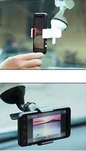 Car Stick Windshield Mount Stand Holder for Cellphone Mobile GPS