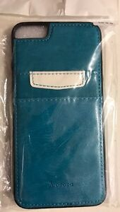 NEW iPhone 6/6s Plus cases with card holder, leather and plastic