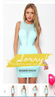Sexy Summer Nights Dress - Mint Green