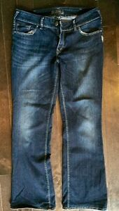 Silver jeans - size 32