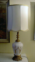 Classic Mid Century Hollywood Regency Table Lamp