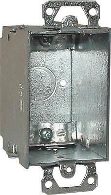 New Lot 6 Raco 519 Metal 2 12 1 Gang With Ears Electrical Boxes 6151146