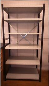 Link51 Euro Shelving with 6 levels