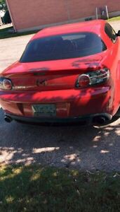 Mint Rx8 for sale