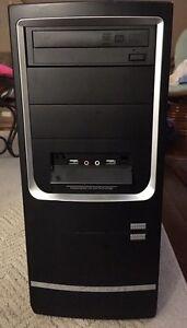 Desktop computer tower