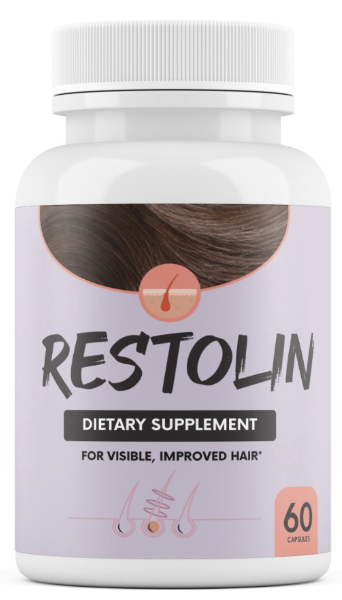 Restolin Hair Skin and Nails Supplement 60 Capsules