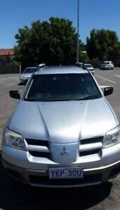 2006 Mitsubishi Outlander Wagon Gungahlin Gungahlin Area Preview
