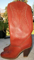 Bottes WESTERN Boots   (6)