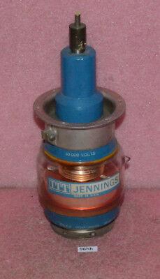 Itt Jennings 10000 Volts Ucsxf 1200 10s Vacuum Capacitor.