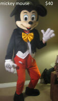 Mickey Mouse mascot costume for rent