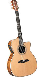 New Alvarez Yairi WY1BW Bob Weir Signature Series AC/EL With Case