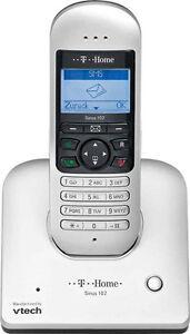 T-SINUS 102 Schnurlos Telefon Schnurloses DECT Gerät 102 ANALOG