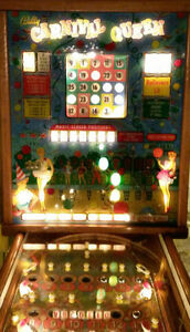 Bally Bingo Pinball machine CASH PAID Gatineau Ottawa / Gatineau Area image 2