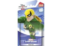 Disney Infinity 2.0 Character - Iron Fist Figure PS4/PS3/Wii/Xbox One - New & Sealed