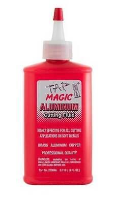 3 X 4 Oz. Tap Magic Aluminum Cutting Fluid-for Aluminummagnesium Soft Metals