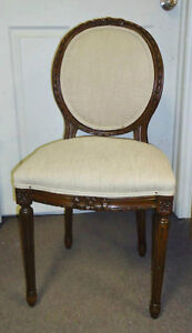 Pair of french antique louis chairs - Chaises eames montreal ...