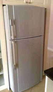Modern Very Large Capacity 500L Silver FRIDGE FREEZER Deliver Burwood East Whitehorse Area Preview