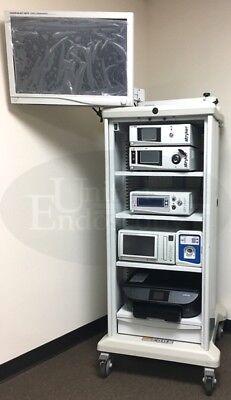 Stryker - 1588 Hd Crossfire 2 Video Scopes Arthroscopy Tower Endoscope Endoscopy