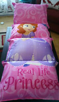SOFIA THE FIRST Slumber Mats - 3 in stock