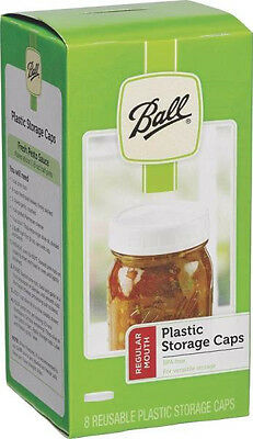 Ball Plastic Reusable Storage Cap