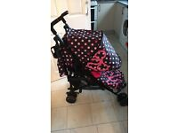 Cosatto supa bow how stroller from birth good condition buggy