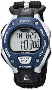 Timex indigo Ironman triathlon running swimming biking watch