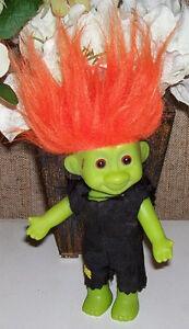 Green Frankenstein Troll Doll London Ontario image 1