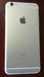 IPHONE 6 PLUS GOLD UNLOCKED