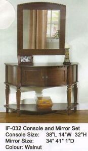Mirror console tables buy and sell furniture in toronto for Sofa table kijiji